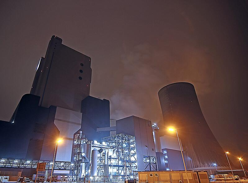 Power Plant Physical Asset Management