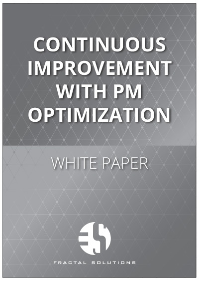 Continuous Improvement with PM Optimization: Lessons Learned from a  Living Program