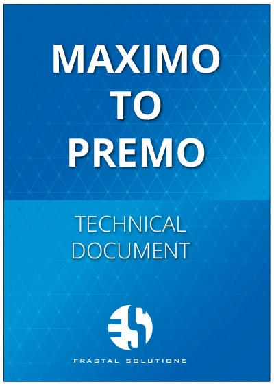 MAXIMO to PREMO XPERTS Interface