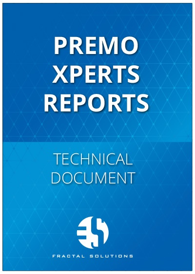 PREMO XPERTS Sample Reports